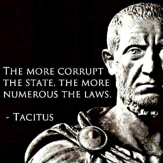 Tacitus quote