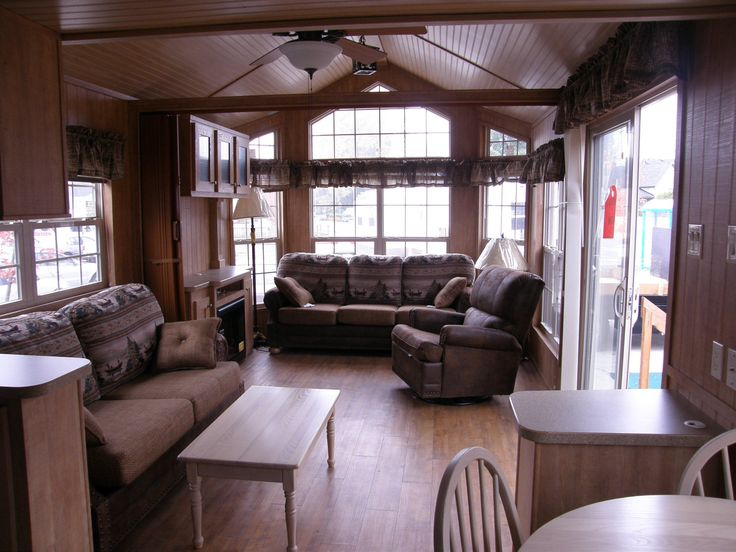 Inside A Decorated Version Of The Big Tiny House On Wheels Not How Id Do It But Its Pretty Nice