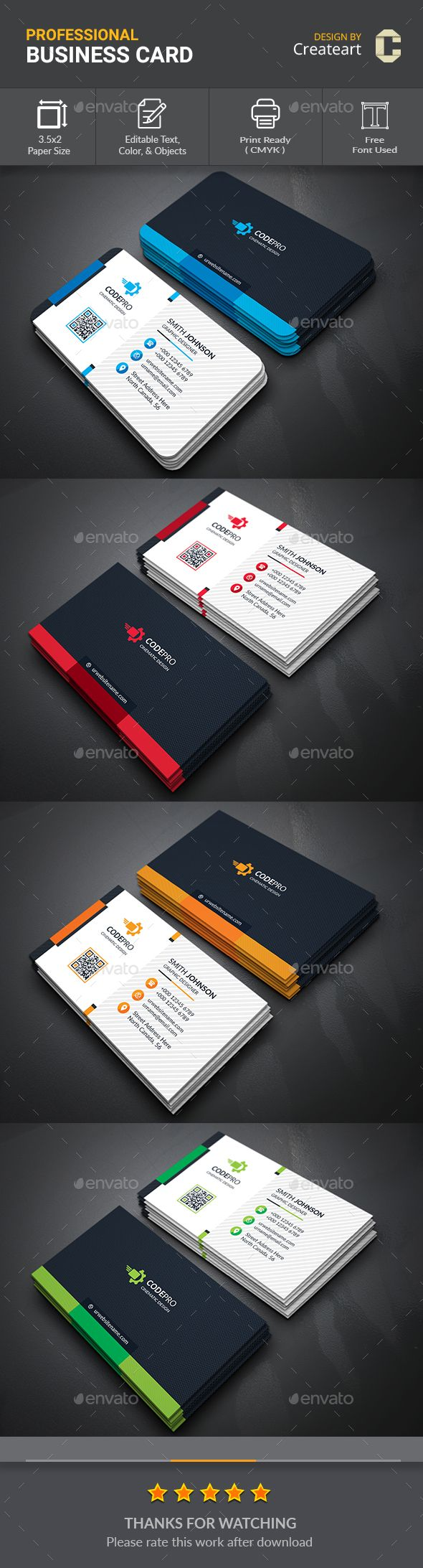 259 best business card templates designs images on pinterest this is clean business card template elegant page designs are easy to use and customize features of business card template 90 magicingreecefo Choice Image