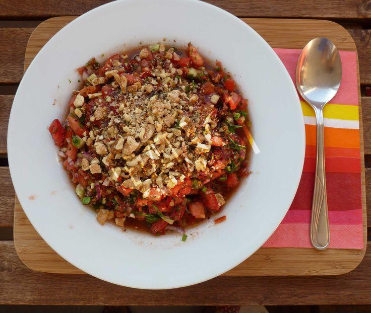 Gavurdağı Salatası | Lezzet Odası