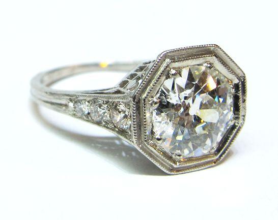 Pin On Gray Amp Davis Engagement Rings