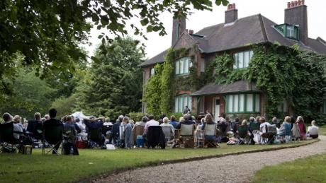 Outdoor Theatre at Shaw's Corner - National Trust