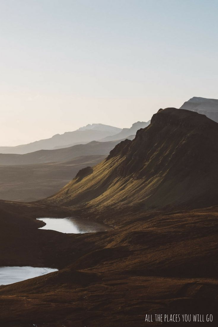 Quiraing in Scotland - Read more about our trip from Glencoe to Isle of Skye!  Travel & Photography | All the places you will go