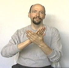 """""""become"""" American Sign Language (ASL)"""