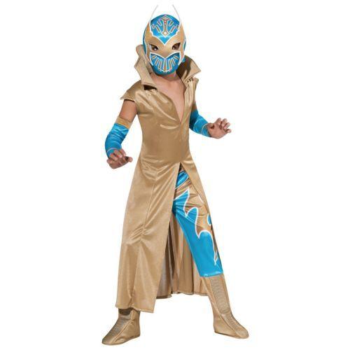 Halloween Costumes: Sin Cara Costume Kids Lucha Libre Wwe Wrestler Halloween Fancy Dress -> BUY IT NOW ONLY: $32.59 on eBay!
