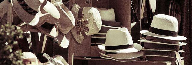 Bien choisir son chapeau du panama   ( CC Attribution-ShareAlike 2.0 Generic )