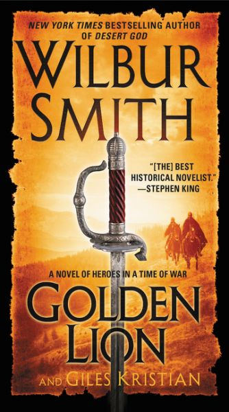 Golden Lion by Wilbur Smith and Giles Kristian reached #3 on The Globe and Mail's Historical Fiction bestseller list for June 25, 2016!