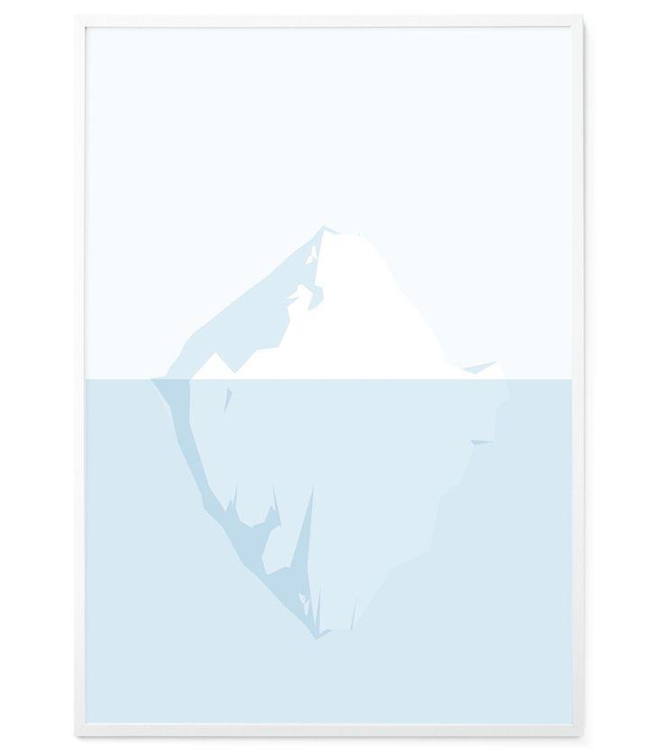 Iceberg n° 1 – Egan and Well