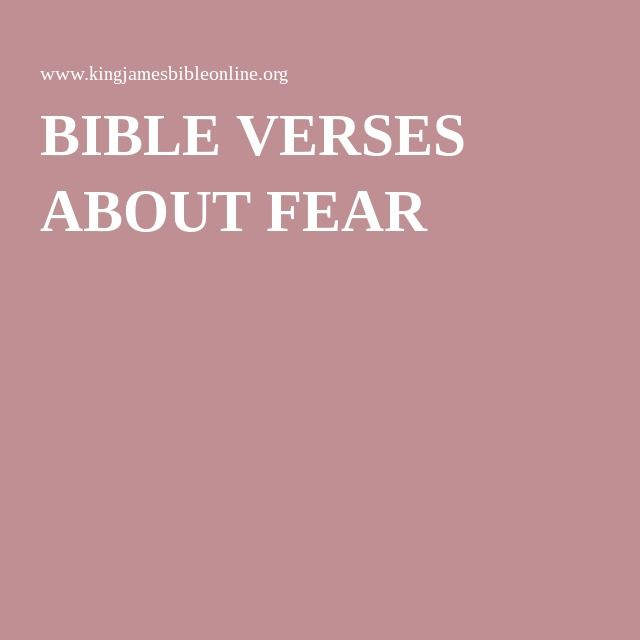Quotes About Anger And Rage: 25+ Best Ideas About Bible Verses About Fear On Pinterest