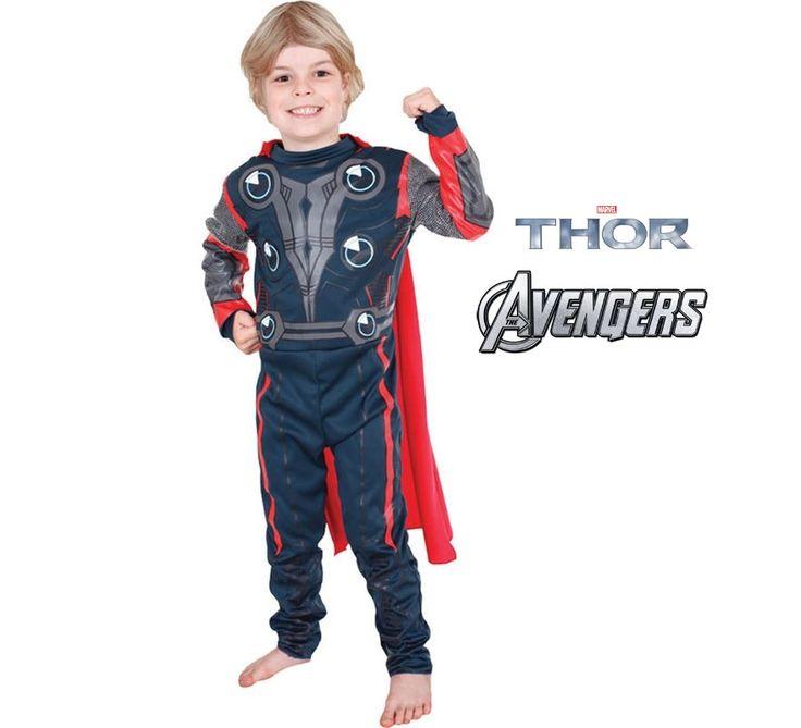 Disfraz de #Thor #LosVengadores #TheAvengers #TheAvengers2 #Marvel #Disfraz #Disfraces #LosVengadores2 #Superheroe #Superheroes #Superhero #Superheros