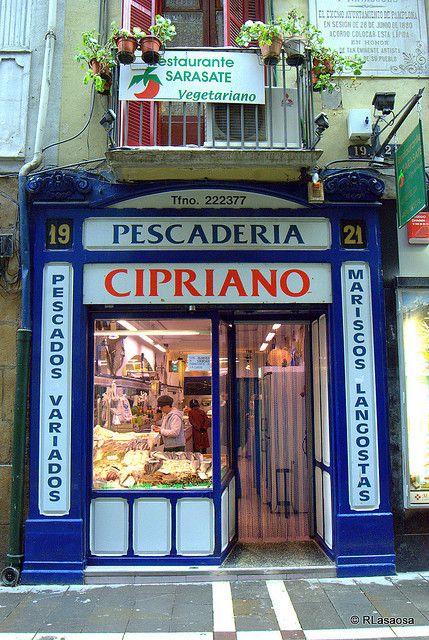 Calle San Nicolás, Pamplona | Flickr: Intercambio de fotos