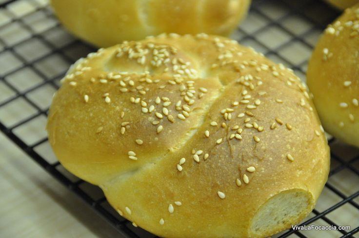La Ricetta del Pane all'Olio Fatto in Casa