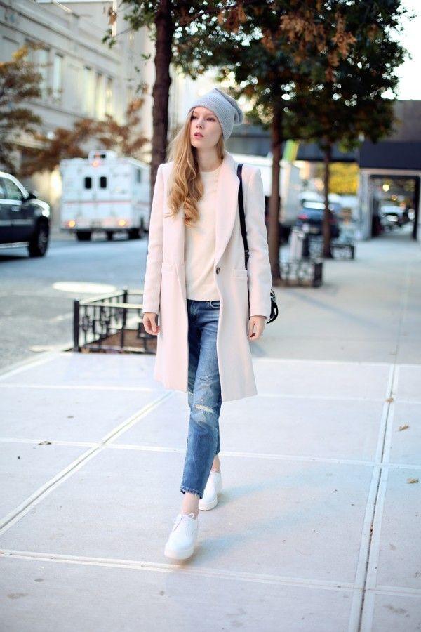 С чем носить «джинсы бойфренда»: 11 актуальных примеров 3