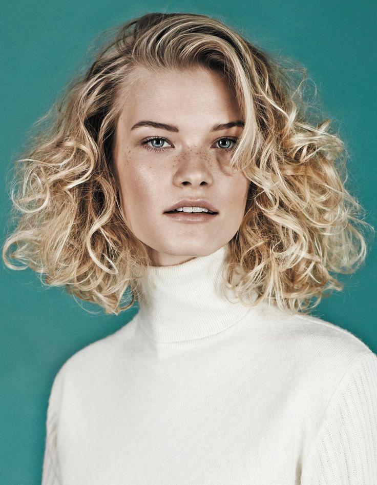 Exceptionnel Les 25 meilleures idées de la catégorie Blond bouclé sur Pinterest  XA39