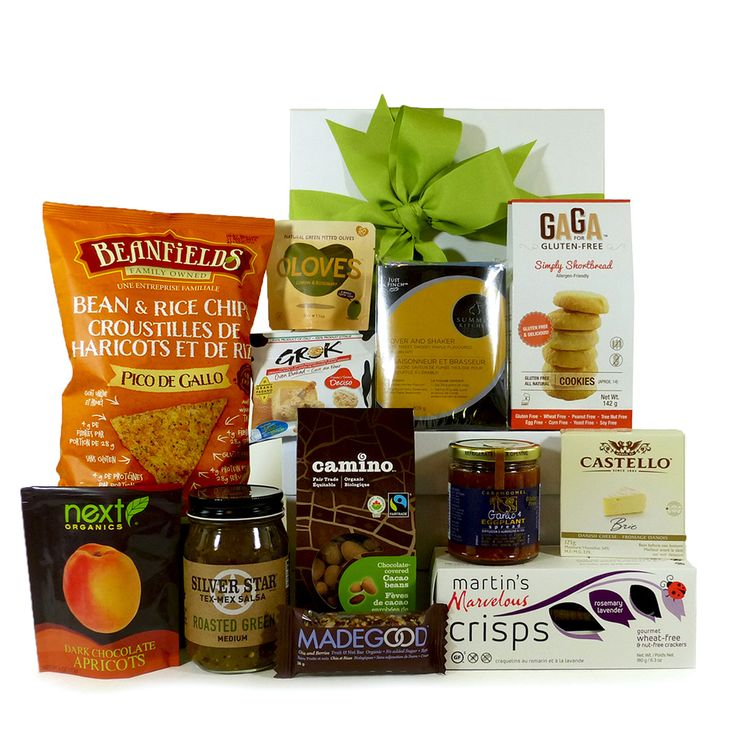The 25 best gluten free gift baskets ideas on pinterest gluten sweet and savoury gluten free gift basket xl negle Image collections