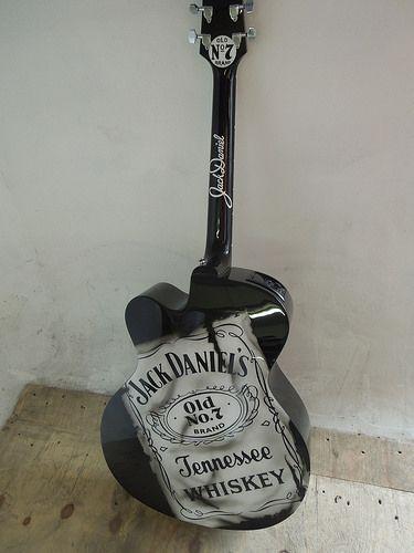 Guitar Jack Daniels