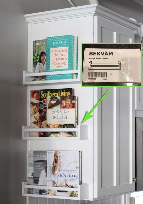 Interessante und praktische Regalideen für Ihre Küche # Ideen #interessant