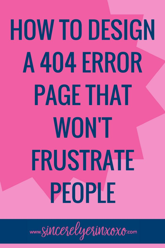 Best 25 404 error code ideas on pinterest markup language how to design a 404 error page that wont frustrate people fandeluxe Gallery