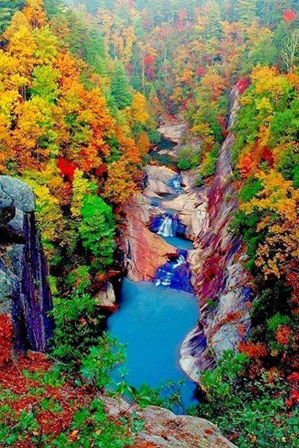 Tallulah Gorge State Park in Tallulah Falls, Georgia | HoHo Pics