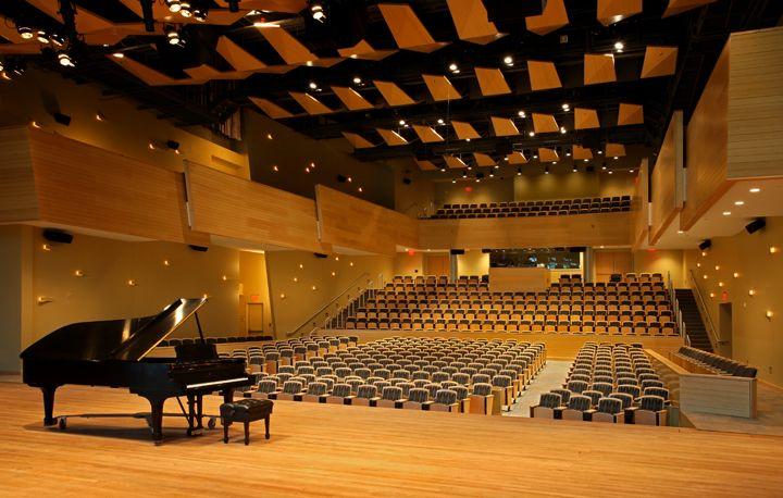 Arthur Zankel Music Center / Belson Design Architects