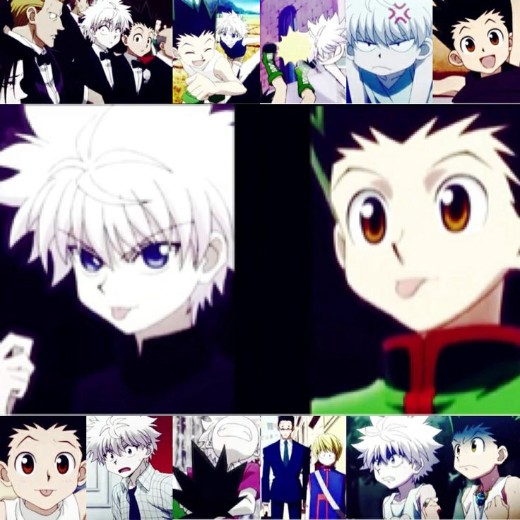 37 Best Images About Hunter X Hunter On Pinterest