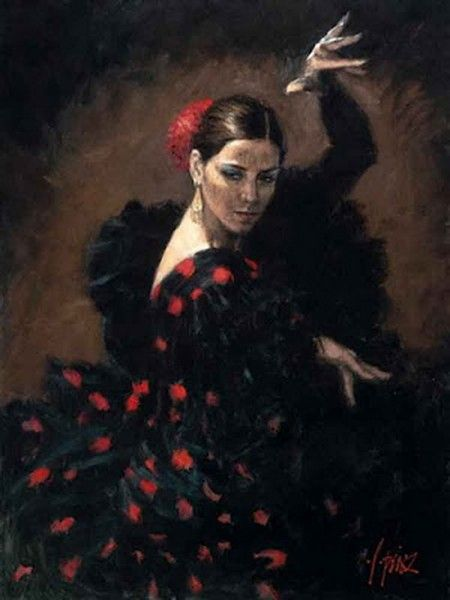 Фабиан Перес Испанский танец