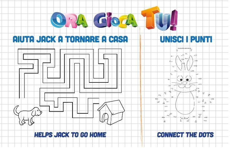 Con il nostro gratta e vinci troverete anche un simpatica sorpresa con cui far divertire il vostro bambino!!