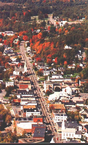 Littleton, New Hampshire gave me nine great years!