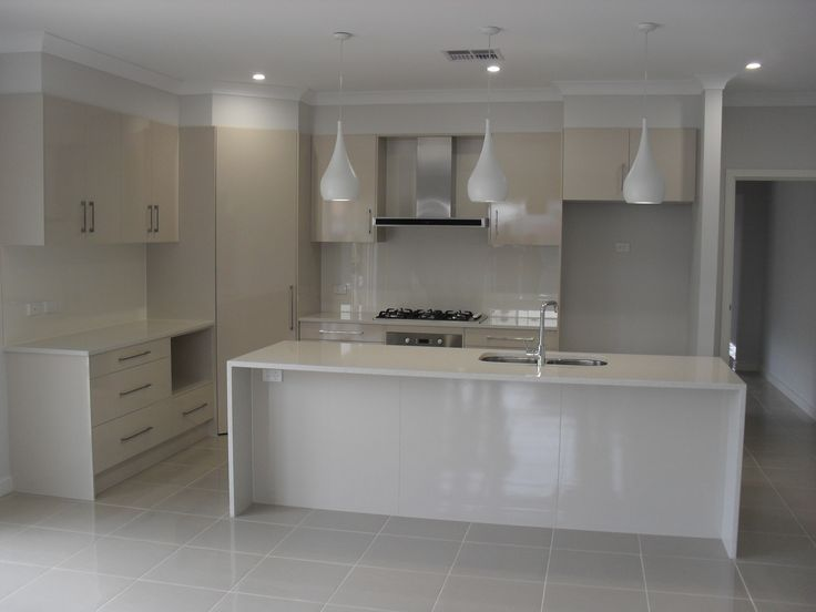 Residential project by lodge construction building for Laminex kitchen designs