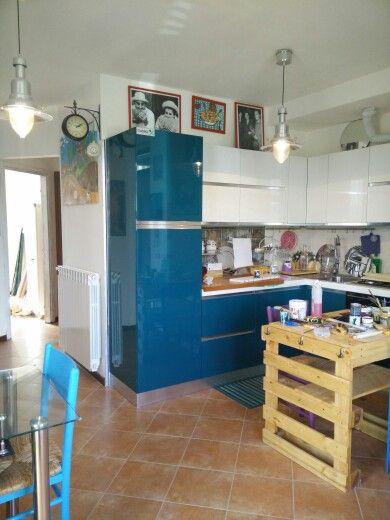 Oltre 25 fantastiche idee su cucina con isola pallet su pinterest isola di pallet island bar - Isole da cucina ...