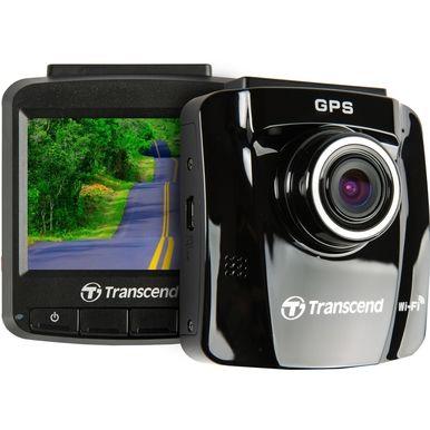 "Transcend DrivePro 220 Digital Dashboard Camcorder HD - 2.4"""" LCD TS16GDP220A"