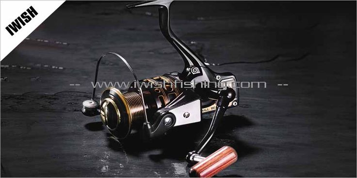 Cheap Fishing Tackle Metal Body Saltwater Spinning Reels