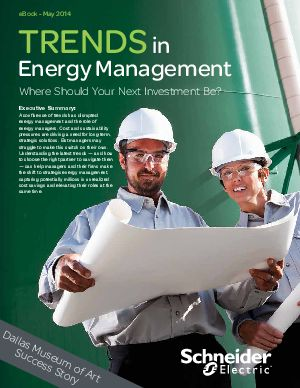 Trends in Energy Management: Where Should Your Next Investment Be? - Energy Manager Today Research Library