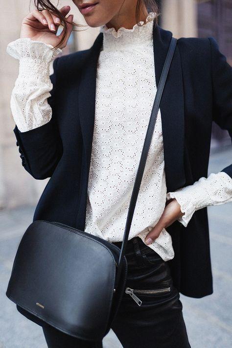 Conseils et idées de tenues avec un blazer