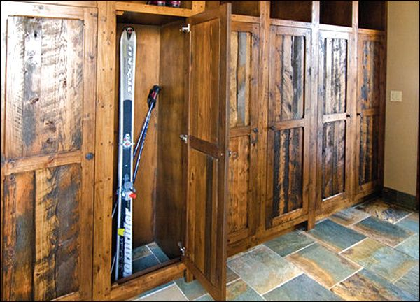 Storage For Sports Gear In Garage Mudroom Pinterest