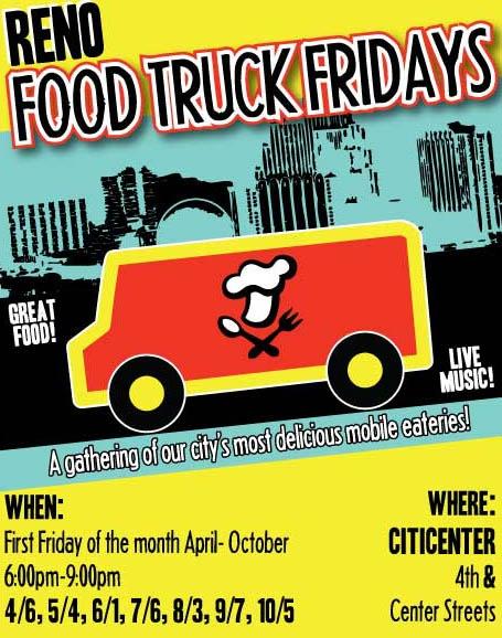 Reno Food Truck Fridays