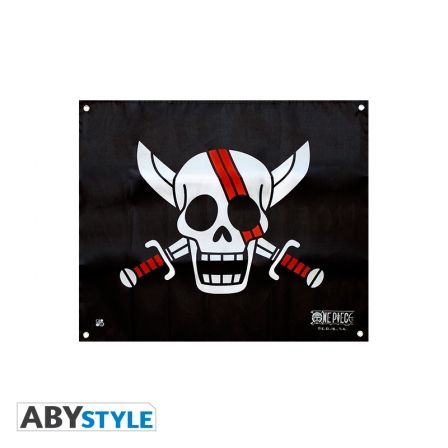 ONE PIECE Drapeau One Piece Shanks (50x60)