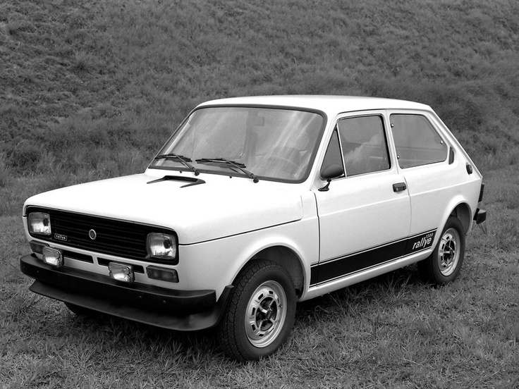 1979 Fiat 147 Rallye - Brazil