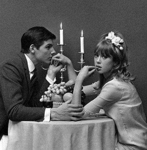 Love the 60s! Pattie Boyd, my doppelganger.