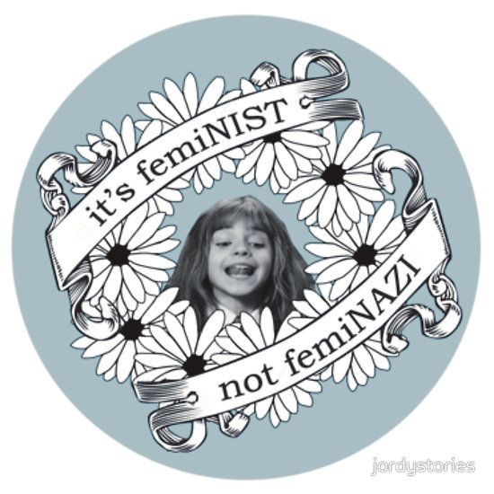 Do not compare fascist movement that resulted on genocide to a movement based on equality between genders! Do not compare a movement of oppressors with a movement of the oppressed!