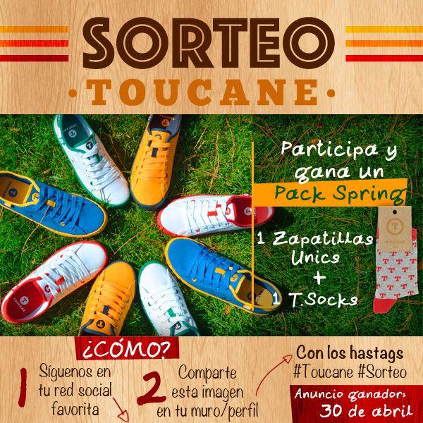 #Toucane #Sorteo