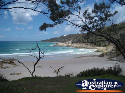 Moreton Island Honeymoon Bay AUS