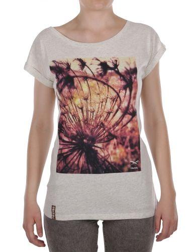 Luminita Tee [ecru mel.] // IRIEDAILY Spring Summer 2015 Collection! - OUT NOW! // TEES & TANKS - WOMEN: http://www.iriedaily.de/women-id/women-tees/ // LOOKBOOK: http://www.iriedaily.de/blog/lookbook/iriedaily-spring-summer-2015/ #iriedaily