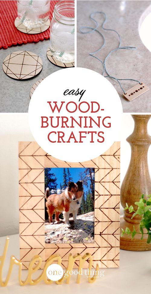 Wood Burning Craft