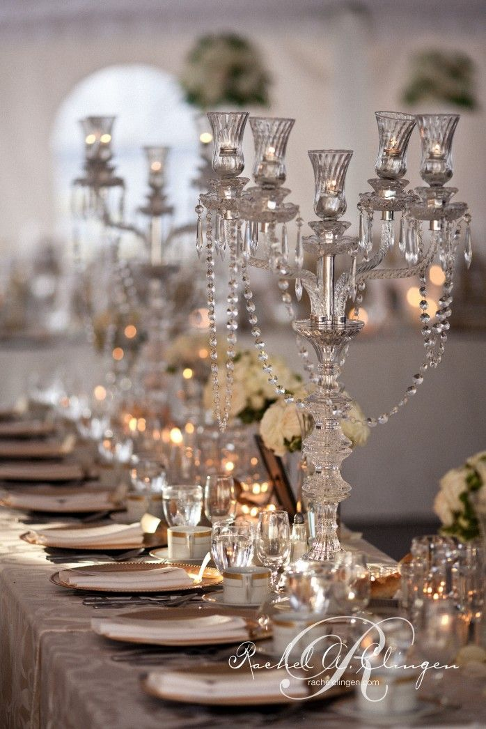 Toronto Wedding Decor At Old Fort Henry - Rachel A. Clingen Weddings