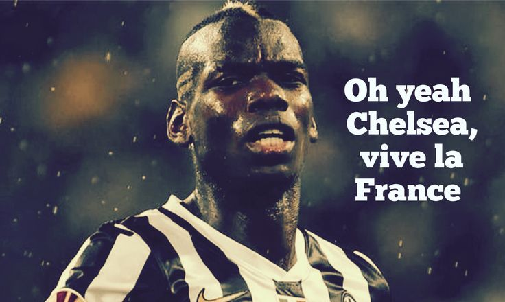 Pogba may be headed to Chelsea! What???????