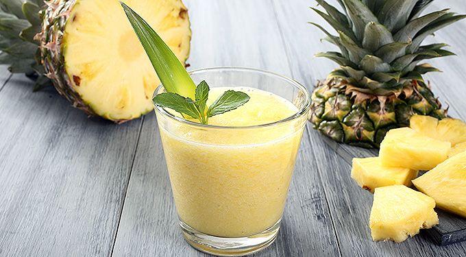 Ananászlé: 5-ször hatékonyabb, mint egy köhögés elleni szirup (recepttel)