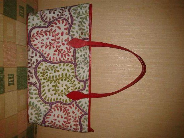 Tas Batik Tulis Kulit Model C.3