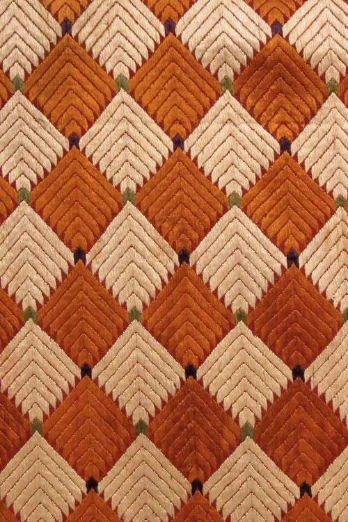 phulkari I could see doing this as a Bargello