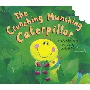 The Crunching Munching Caterpillar! Venn diagram it w/The Hungry Caterpillar